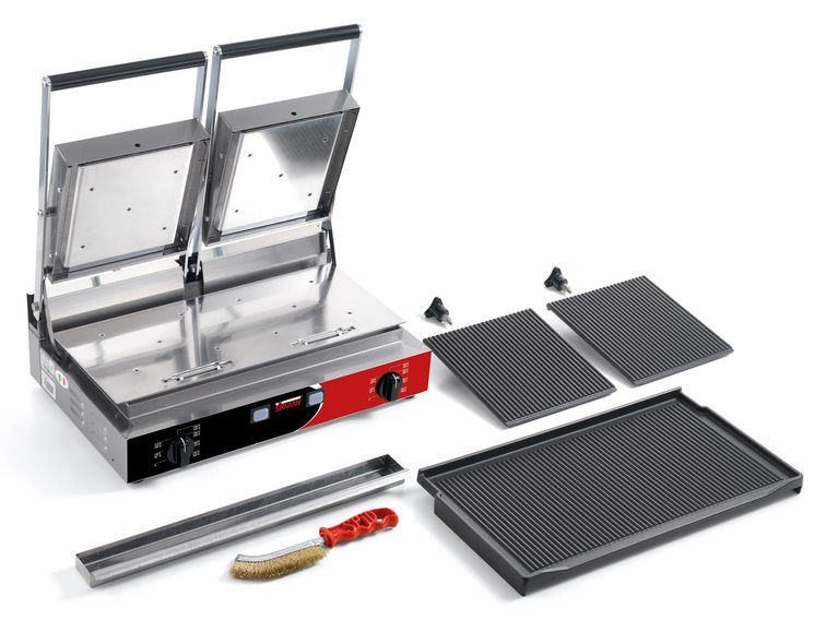 PD Contact Grill with Removable Plate