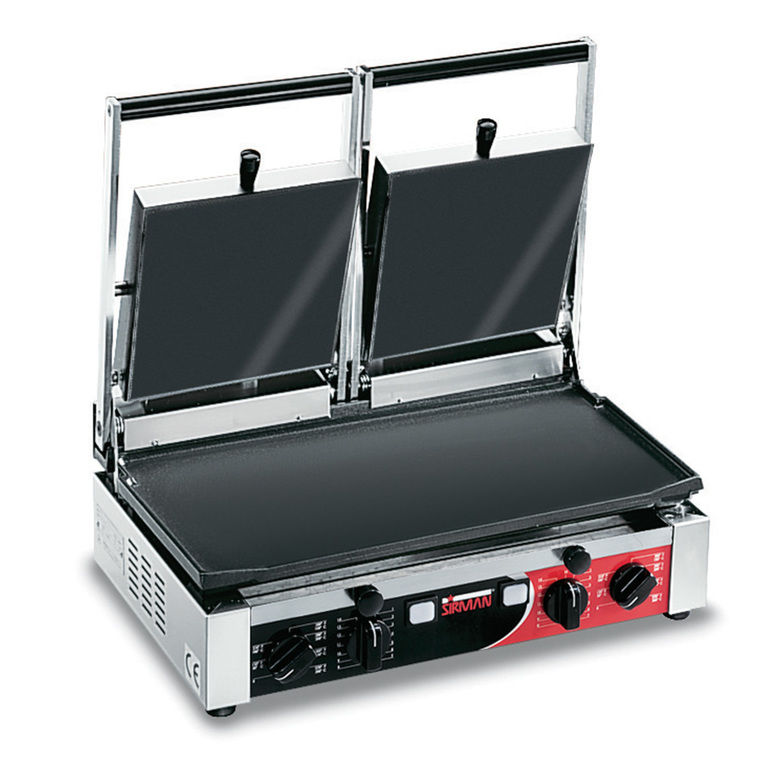 PD Double Flat Panini Grill