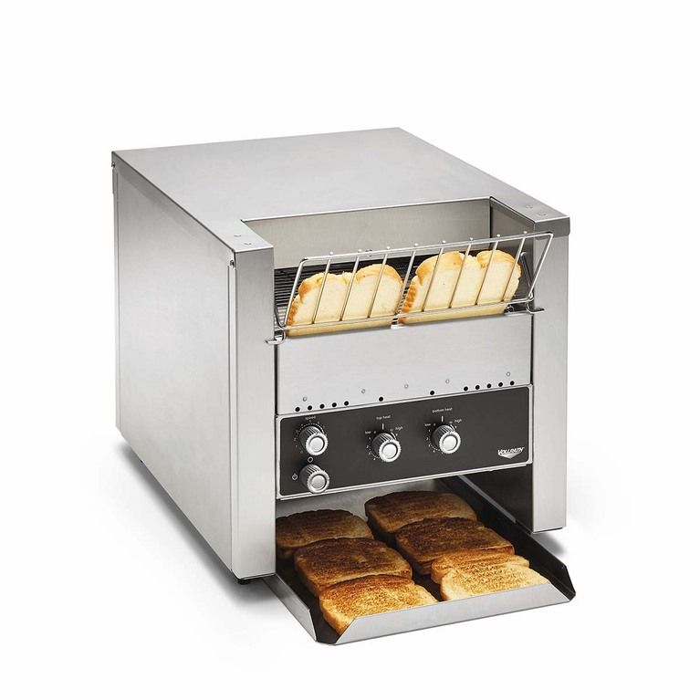 2 Slice Energy Saving Conveyor Toaster