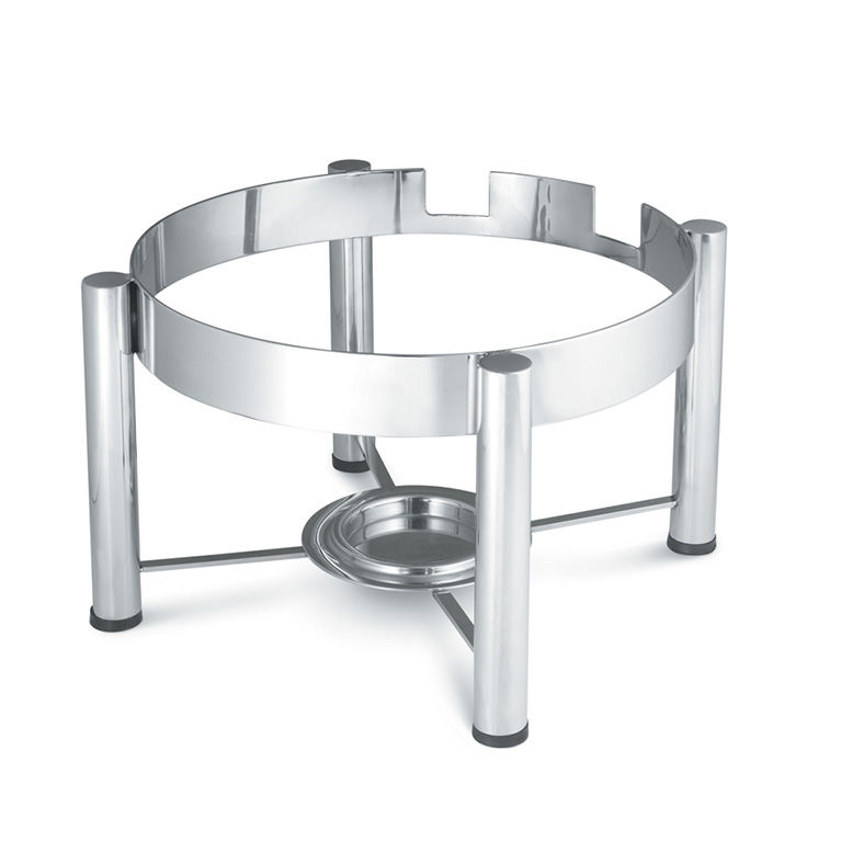 Round Intrigue Induction Chafer