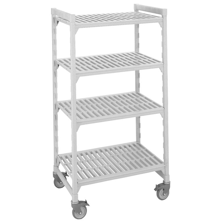 1680 x 600mm Camshelving Premium Mobile Unit