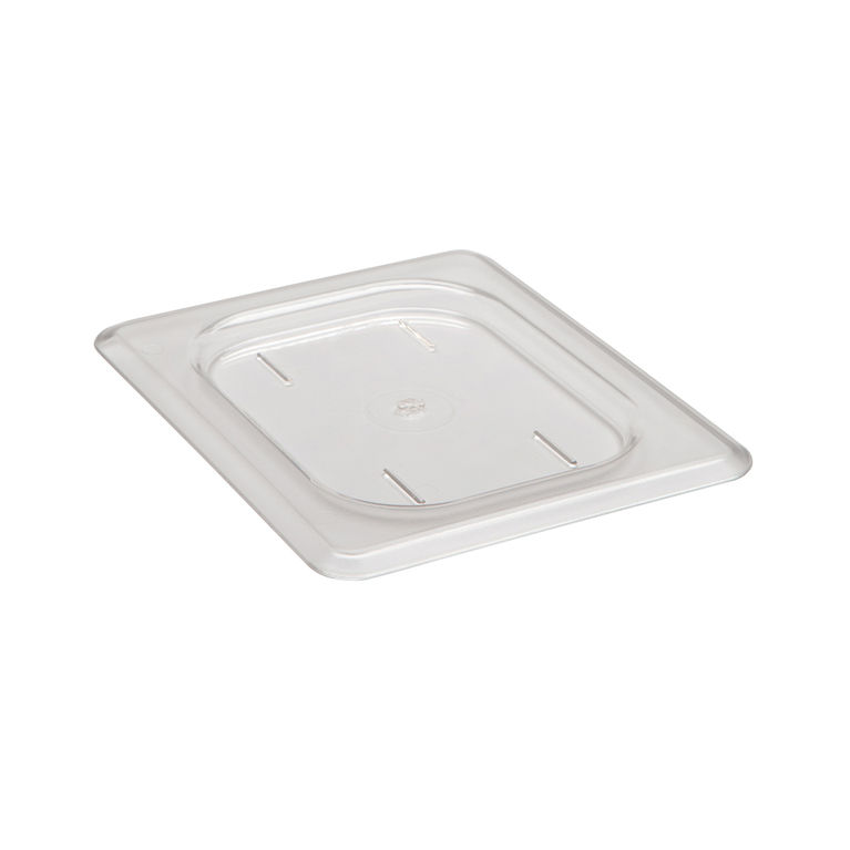 Clear 1/8 GN Flat Cover