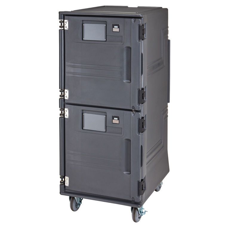 Two Compartment Non-Electric Pro Cart Ultra