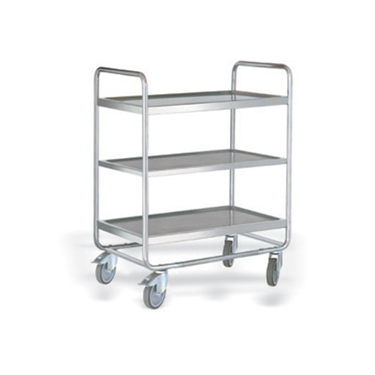 800 x 500mm Heavy Duty Self Assembly Trolley