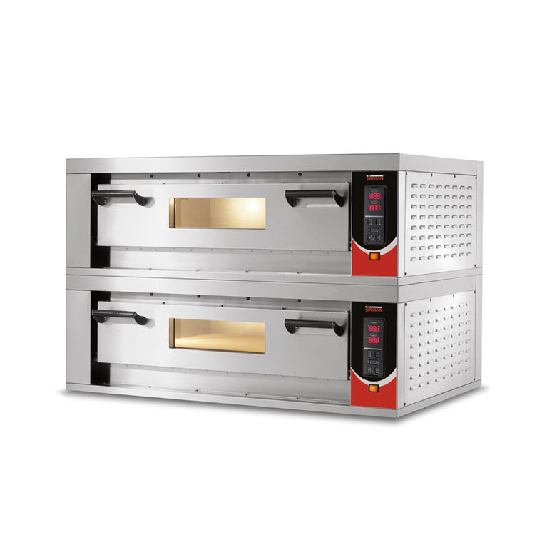 Vesuvio 70x70 Double Deck Pizza Oven