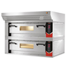 Vesuvio 85x70 Double Deck Pizza Oven   Thumbnail