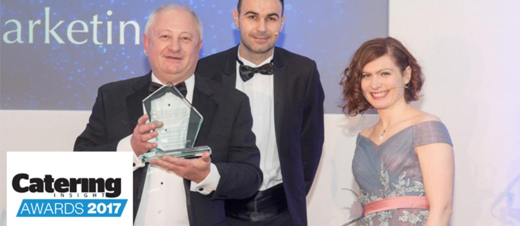 FEM wins Catering Insight Award